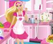 Barbie Temizlik Yapıyor