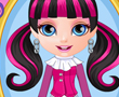 Bebek Barbie Monster High Kostümler