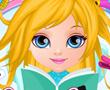 Bebek Barbie Soğuk Saç Tasarımı
