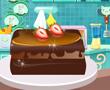Çift Katmanlı Çikolatalı Kek