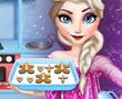 Elsa Çörek Pişirme