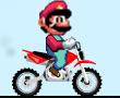 Mario Motor Sürüyor