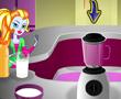 Monster High Dondurma Yapma