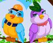 Mutlu ve Sevimli Kuşlar