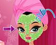Süper Yüz Makyajı