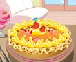 Yammy Çilekli Pasta