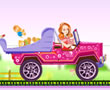 Barbie Kamyon Sürücüsü