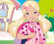 Barbie Kardeşini Okula Hazırlıyor