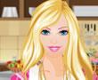 Barbie Partiye Hazırlık