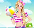 Barbie Plaj Modası