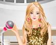 Barbie Sahne Provası