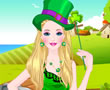 Barbie Yeşil Modası