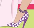 Barbie nin Parti Ayakkabıları