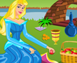 Prensesin Piknik Temizliği