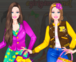 Barbie Lise Prenses Giydir