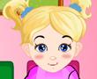 Bebek Kız Diş Bakımı