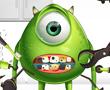 Canavar Göz Diş Sorunları