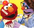 Elmo Doktor Ziyareti
