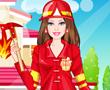 Barbie İtfaiyeci Kıyafetleri