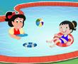 Çocuk Havuzu Dekorasyonu