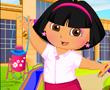 Dora'yı Okul İçin Giydir