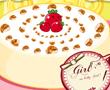 Krem Peynirli Muzlu Kek