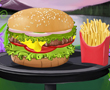 Salsa Tavuk Burger