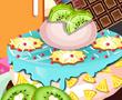 Sevdiğim Meyveli Pasta