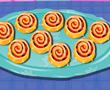 Tarçın ve Kuru Üzümlü Kek
