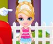 Bebek Barbie Kek Sürpriz