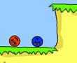 Kırmızı ve Mavi Top