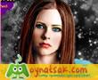 Avril Süper Makyaj