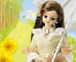 Barbie'nin  Çiçekli Yapbozu