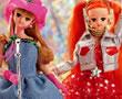 Barbie Minik Yapboz