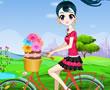 Bisikletçi Kız