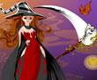 Cadı Kız Puzzle