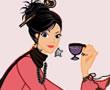 Cafedeki Kız