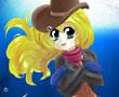 Deniz Kızı Kovboy