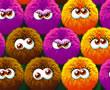Renkli Yüzlü Toplar