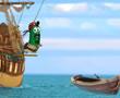 Tekneye Atlama