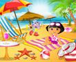 Dora Plaj Dekorasyonu