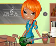 Gitarist Bratz Kızı