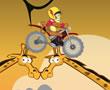 Bisikletçi Maymun