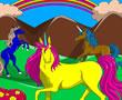 Renkli Atlar