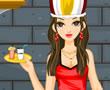 Sandviçci Kız