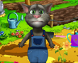 Talking Tom Bahcıvanlık