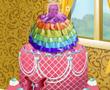 Barbie Kek Yapımı
