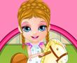Bebek Barbie Kaza