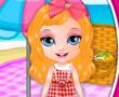 Bebek Barbie Piknik Günü