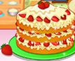 Çilekli Pasta 2
